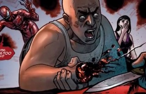 Marvel comic books carnage #1