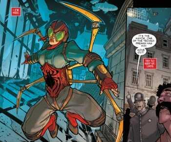 new comics spiderverse #1