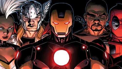 marvel comics event AXIS
