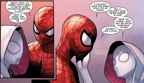 comic island new comics amazing spiderman 11