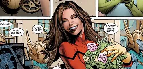 marvel comic books spider woman #2 spiderverse