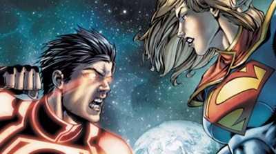 Marvel super hero superboy kon el