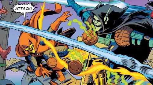 marvel  comic books axis hobgoblin 3