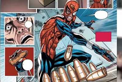 Spider-Verse Scarlet Spiders #3