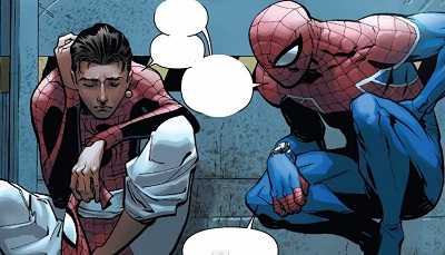 spiderverse amazing spiderman comics 13