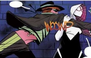 Spider-Gwen #1 Comic Review
