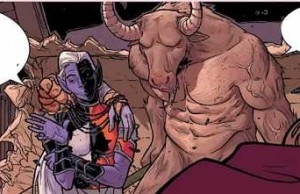 MArvel Comic Books thor #4 review