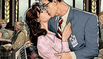 Top 10 Superhero Romances – Comic Island Valentine's Day Special