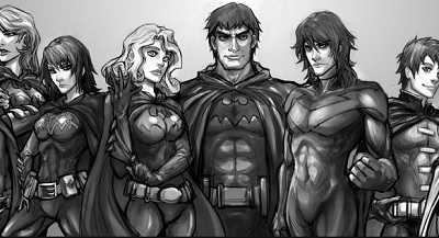 Top 10 Batman Allies Bat family