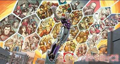 DC comics convergence reading order checklist