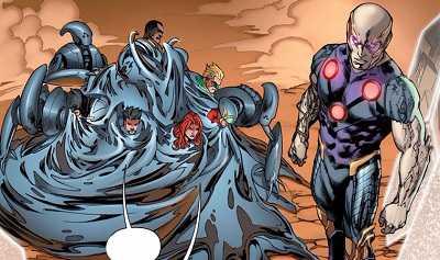 convergence #2 comic review/recap