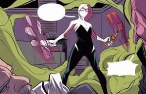 Spider-gwen #3 review recap