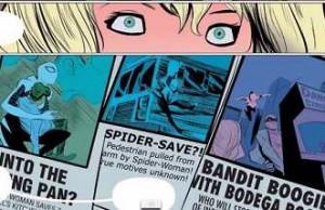 spider-gwen #4 comic review/recap