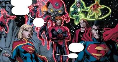 convergence #6 comic book review