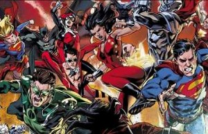 convergence 7 comic book review