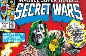 secret wars 1984 complete story