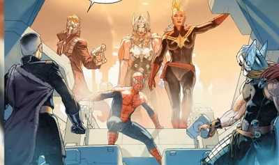 marvel's secret wars 2015 #3 review