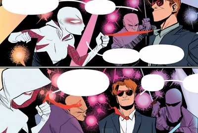 Spider-Gwen #5 Recap/Review – The series finale?