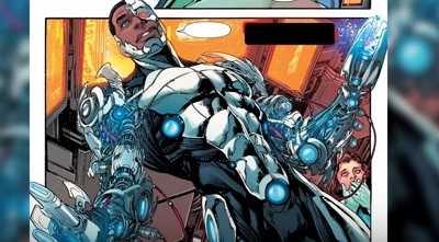 Cyborg #1 Recap/Review – Protocol: Evolution