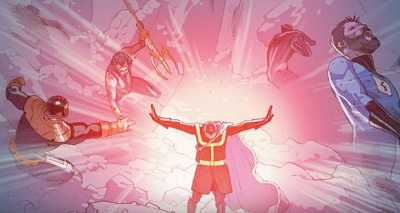 Secret Wars #4 Review/Recap. Power Of The Phoenix Force