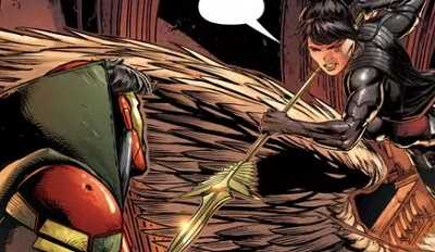 Justice League #42 Review/Recap Dethroned.