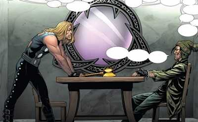 Thors #3 Review/Recap. Who Killed Beta Ray?