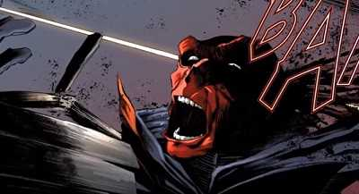 Red Skull #3 Recap/Review – Freedom‏