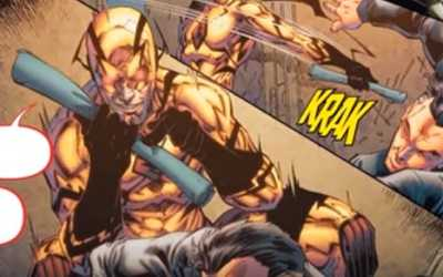 The Flash #44 Recap/Review – Under Pressure