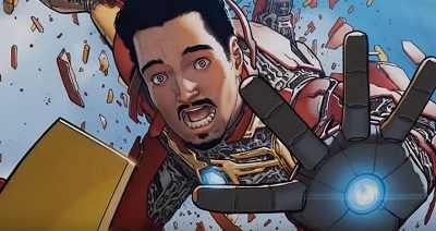 Invincible Iron Man #3 Recap/Review – Tony goes to the Marina!