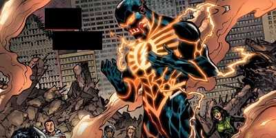 Justice League Darkseid War Flash #1 Review/Recap. The God Of Death