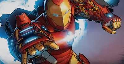 Invincible Iron Man #2 Recap/Review – Tony goes to the zoo!
