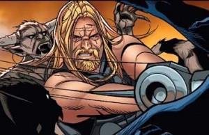 Thors #4 Review/Recap. Civil War.