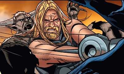 Thors #4 Review/Recap. Civil War.
