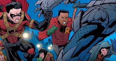 Robin, Son of Batman #7 Recap/Review – Robin War Part Five