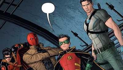 Grayson #15 Recap/Review – Robin War Part 2
