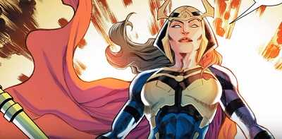 Justice League #46 Review/Recap. The God Of The Anti Life. big barda