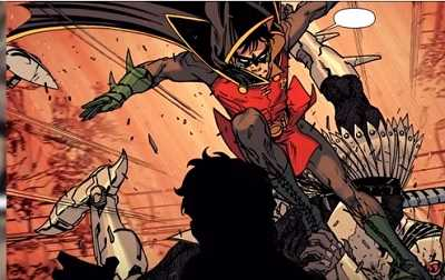 Robin War #2 Recap/Review – It all ends here! Damian Wayne