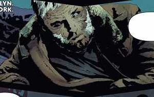 Old Man Logan #3 Recap/Review – Old Man Logan vs. Hawkeye!