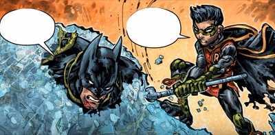 Batman TMNT ReviewRecap #6 Epic Finale!