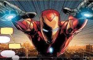 Invincible Iron Man #8 Recap/Review – Heeeeeere's Spidey!