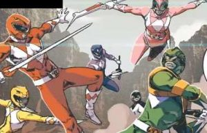 Mighty Morphin' Power Rangers #1 Recap/Review: Green Ranger, Year One