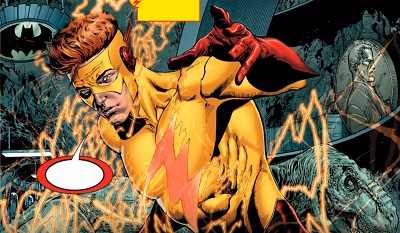 comic island dc rebirth wally west