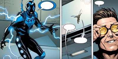 comic island ted kord dc rebirth blue beetle
