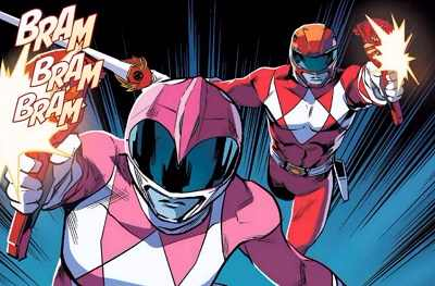 Mighty Morphin' Power Rangers #2 Recap/Review – The Green Ranger Falls!