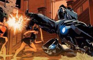 Invincible Iron Man #9 Recap/Review war machine