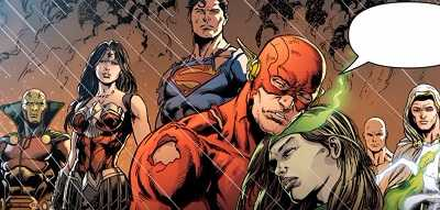 Justice League #50 Review/Recap. Darkseid War Conclusion