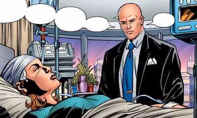 justice league 52 lex luthor