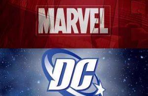 comic island marvel vs dc