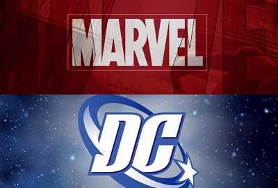 comic island marvel vs dc