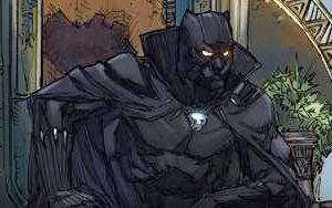 ultimates 8 civil war tie in black panther